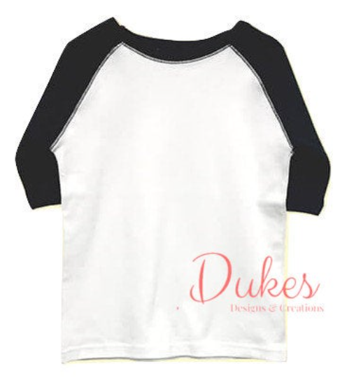 Toddler Raglan T-Shirt