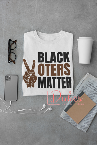 Black Voters Matter T-Shirt