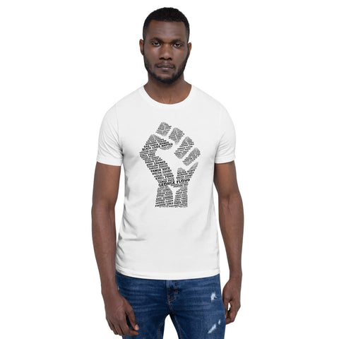 BLM Say their names T-Shirt