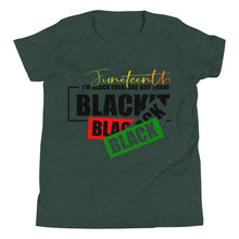 Load image into Gallery viewer, Youth Juneteenth T-Shirt