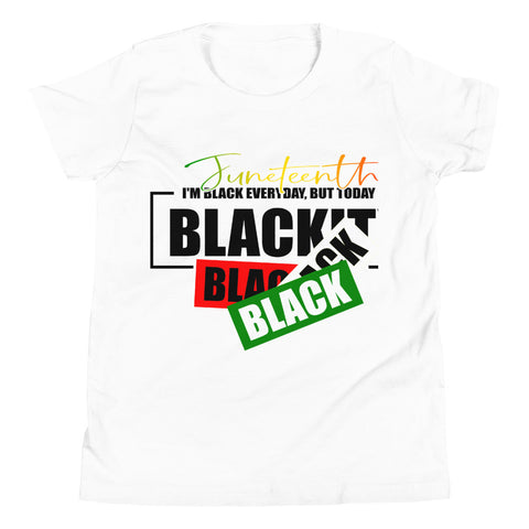 Youth Juneteenth T-Shirt