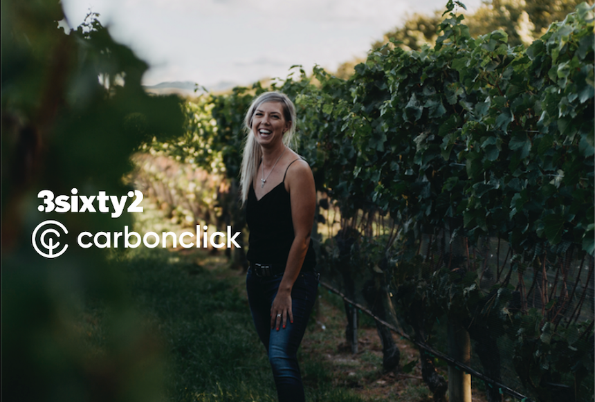 3sixty2: The first New Zealand winemaker to introduce carbon offsets.
