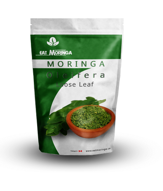 Pure Moringa Loose Leaf