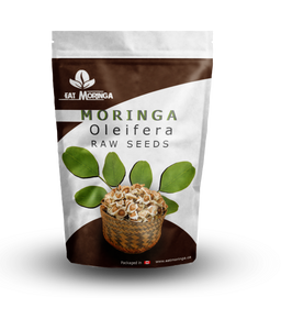 Pure Moringa Raw Seeds