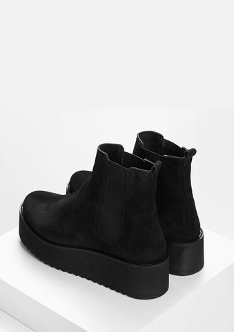 Image of Light Black Boots