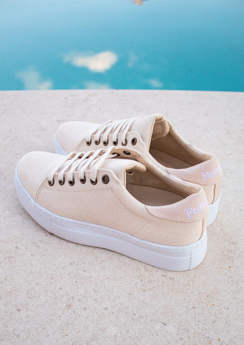 Notso Canvas Beige