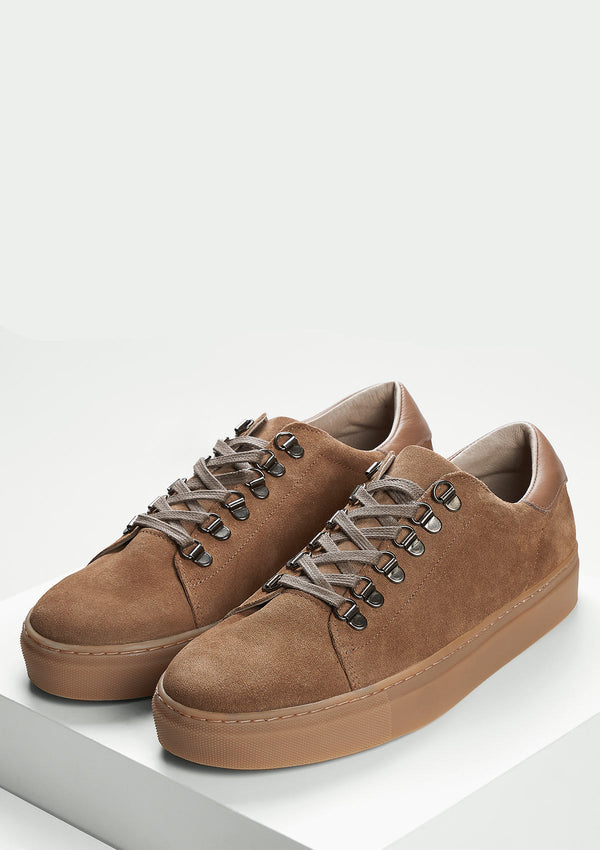 Itso Suede Brown