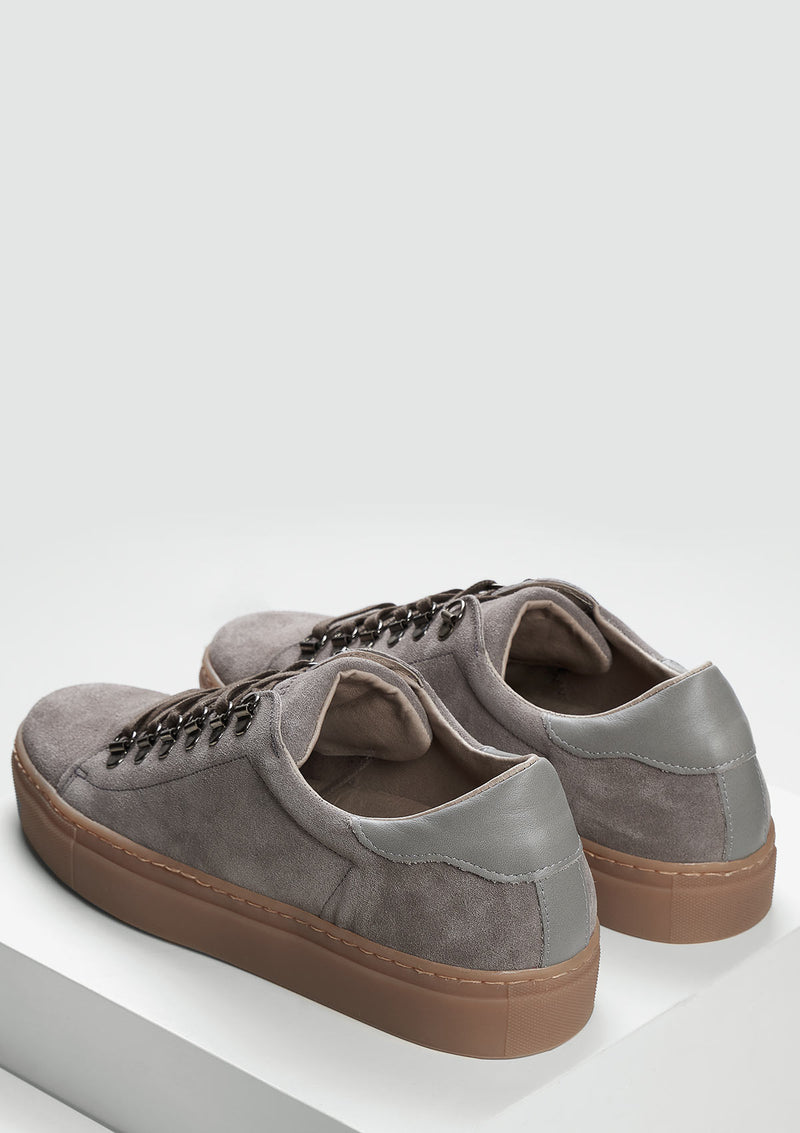 Itso Suede Taupe
