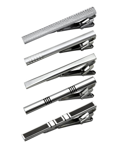 Tie Bars Set of 5