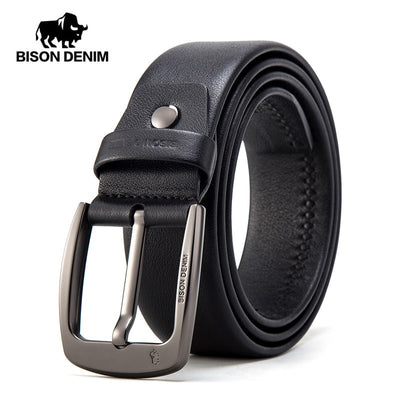 High Quality Leather Luxury Strap Classic Vintage Belt N71494