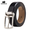 Genuine Leather Fashion Classic Vintage Pin Buckle Belt W71123-3B