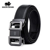 Genuine Leather Automatic Alloy Buckle Luxury Strap Belt N71505