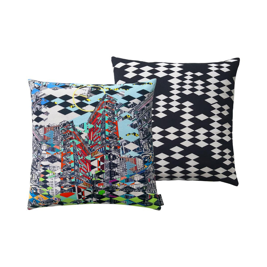 Boulevard - Cushion Cover - shop.reettahiltunen.com