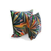 Brilliant #1 - Diamond Cut Cushion Cover - shop.reettahiltunen.com