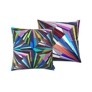 Brilliant #2 - Diamond Cut Cushion Cover - shop.reettahiltunen.com