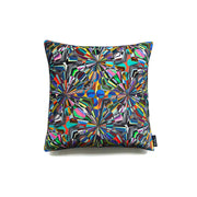 Brilliant Round #3 - Diamond Cut Cushion Cover - shop.reettahiltunen.com