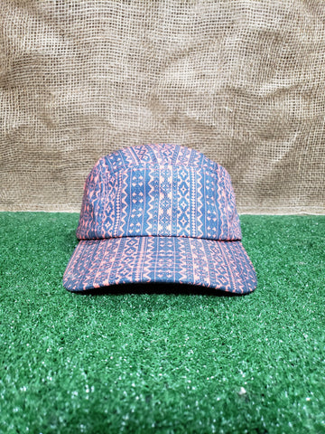 Cali Republic Five Panel Strapback