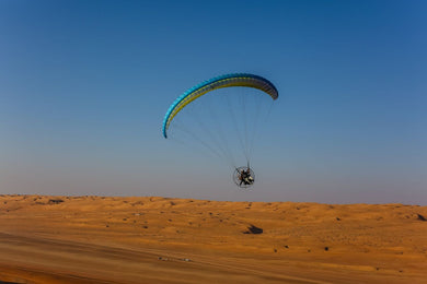 Paramotoring Courses in UAE - 6-12 Days - from SkyOpsX