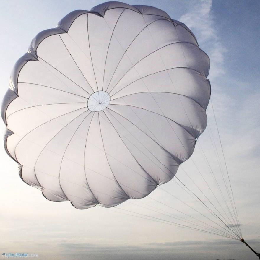 Gin Yeti 60m Tandem Reserve Parachute from SkyOpsX