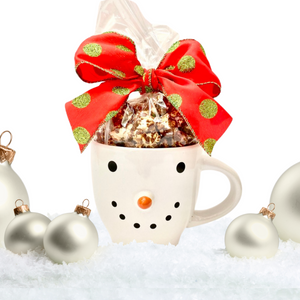 Holiday Snowman Mug