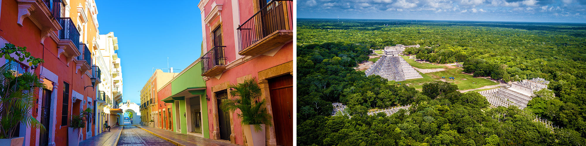Fine Art Photography Prints of Campeche Mexico  - Satellite Images of Earth - Point Two Design