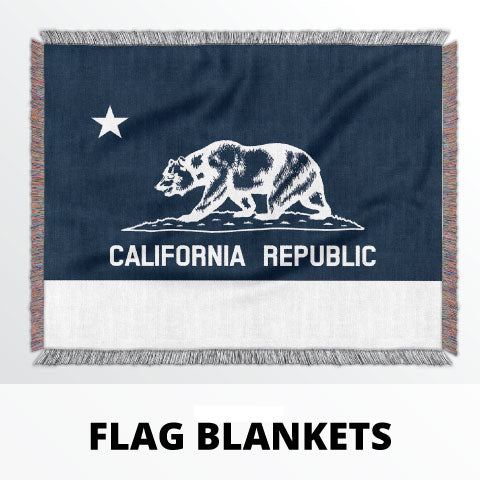 State Flag Blankets
