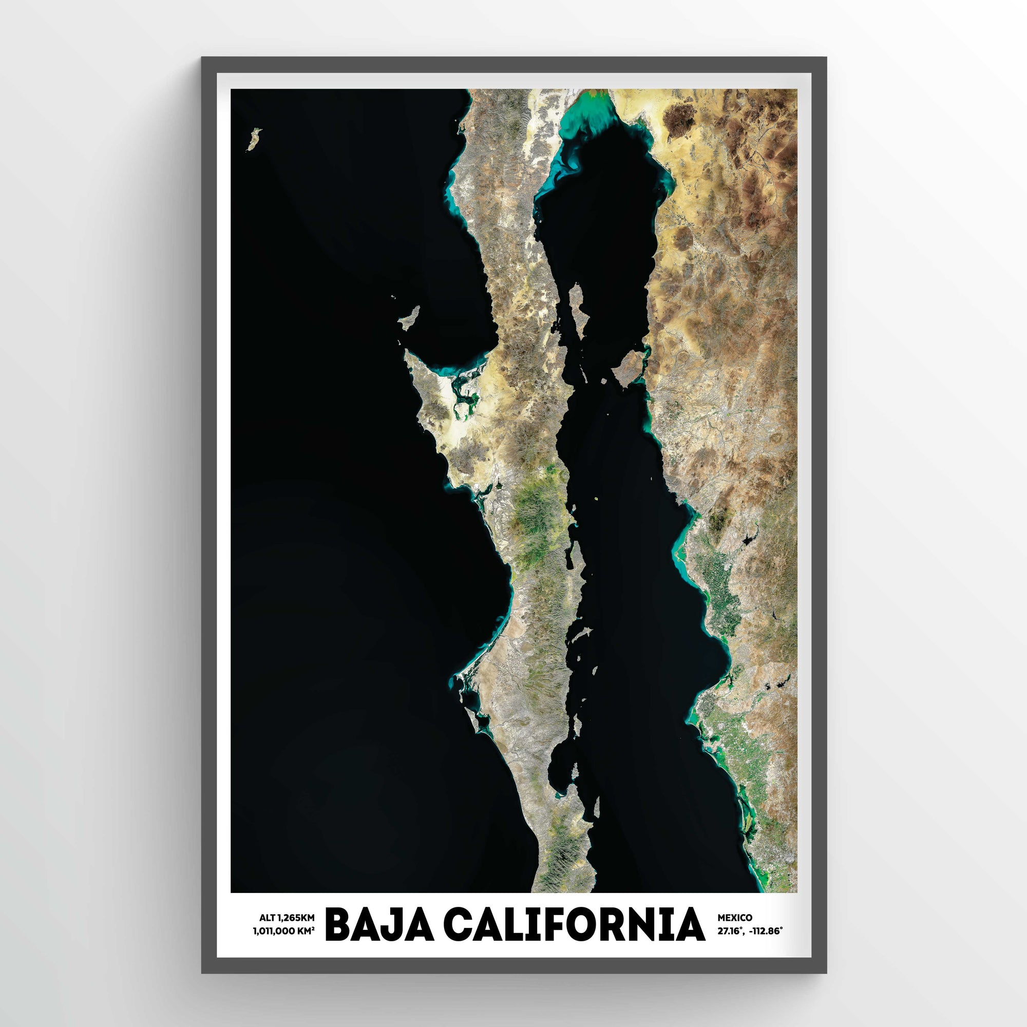 Baja California Earth Photography - Art Print - Point Two Design