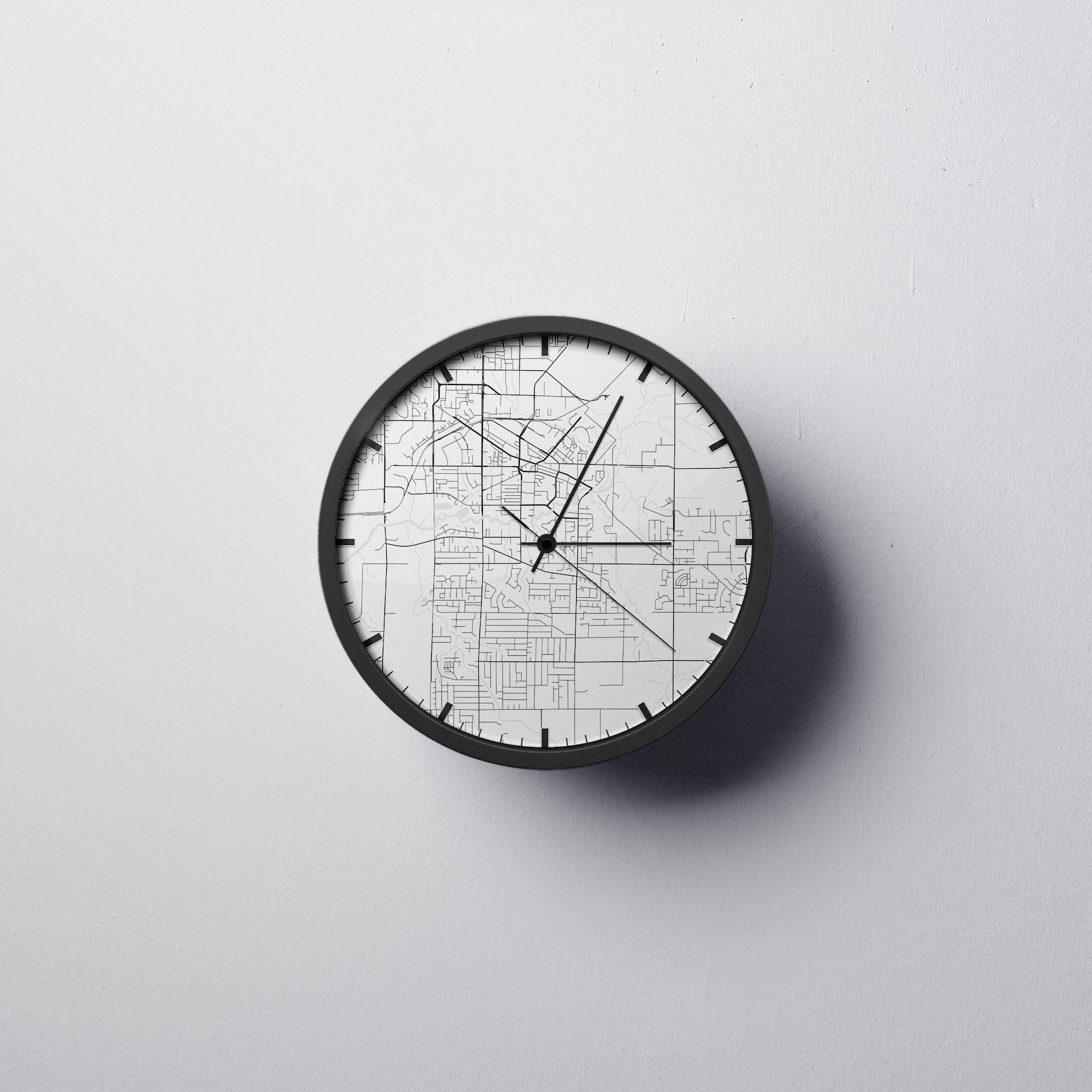 Langley Wall Clock