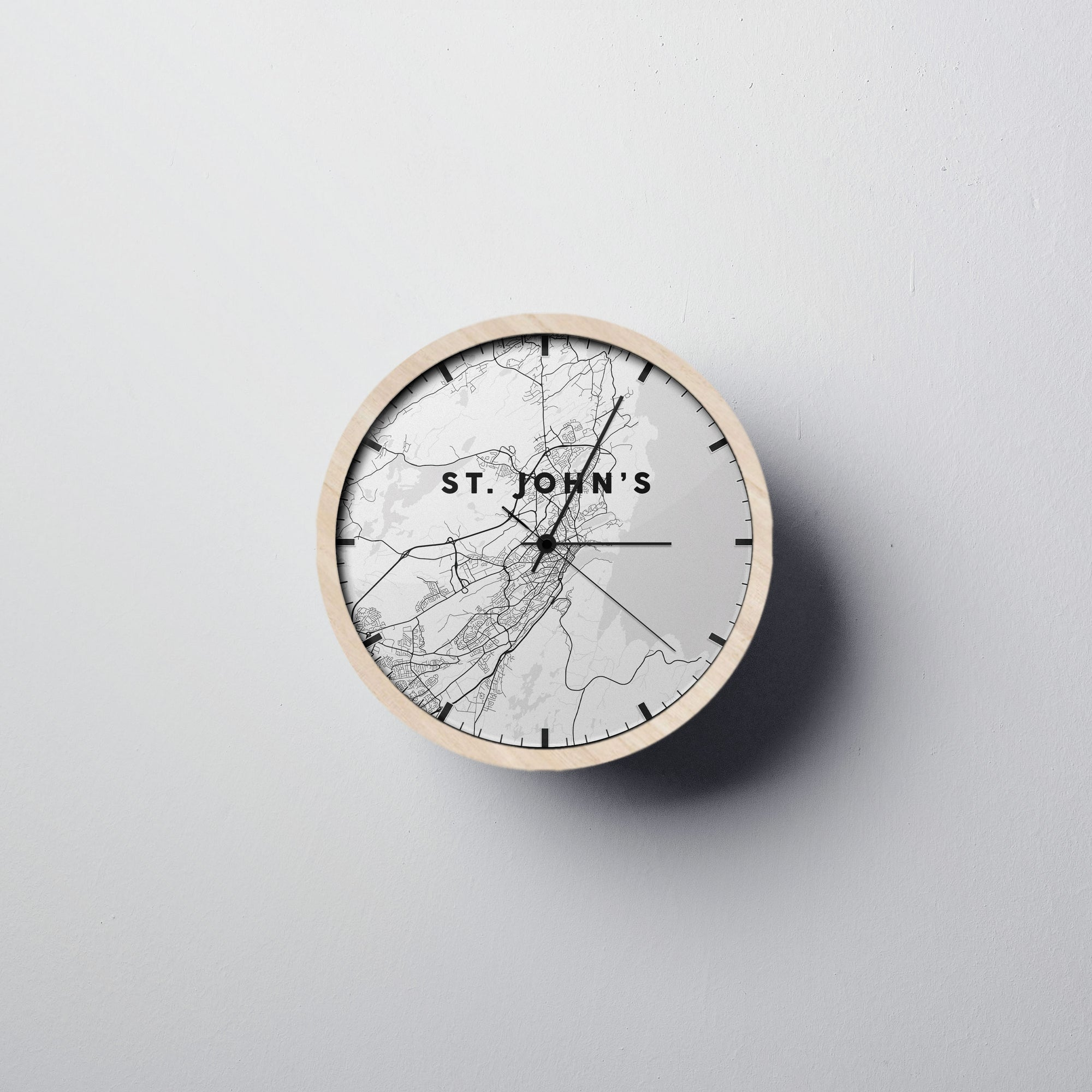 St. John's Wall Clock