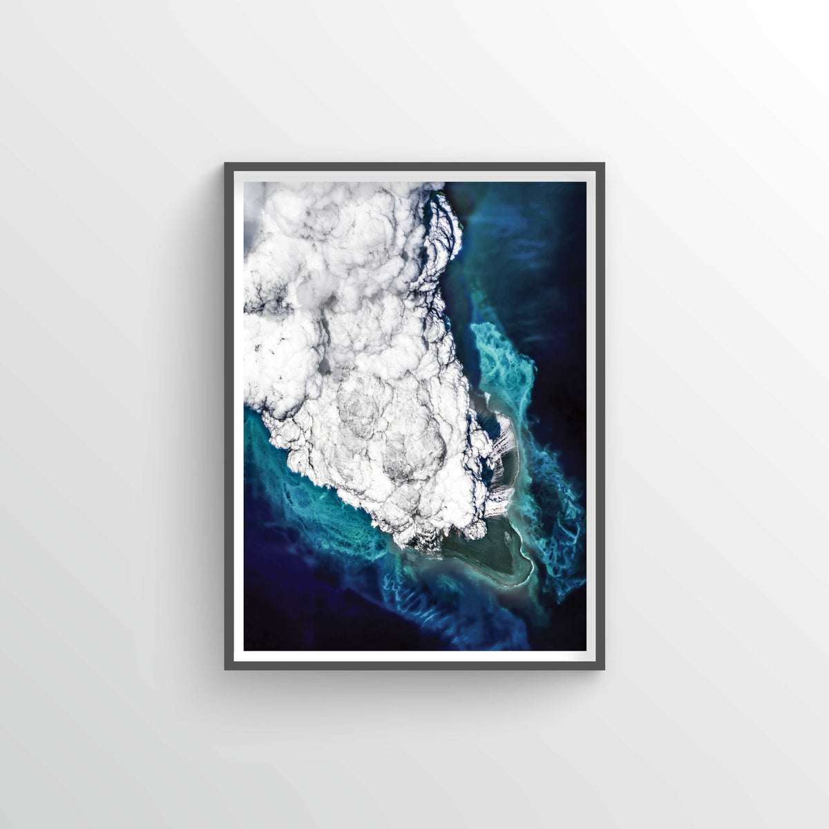 Bogoslof Earth Photography - Art Print - Point Two Design