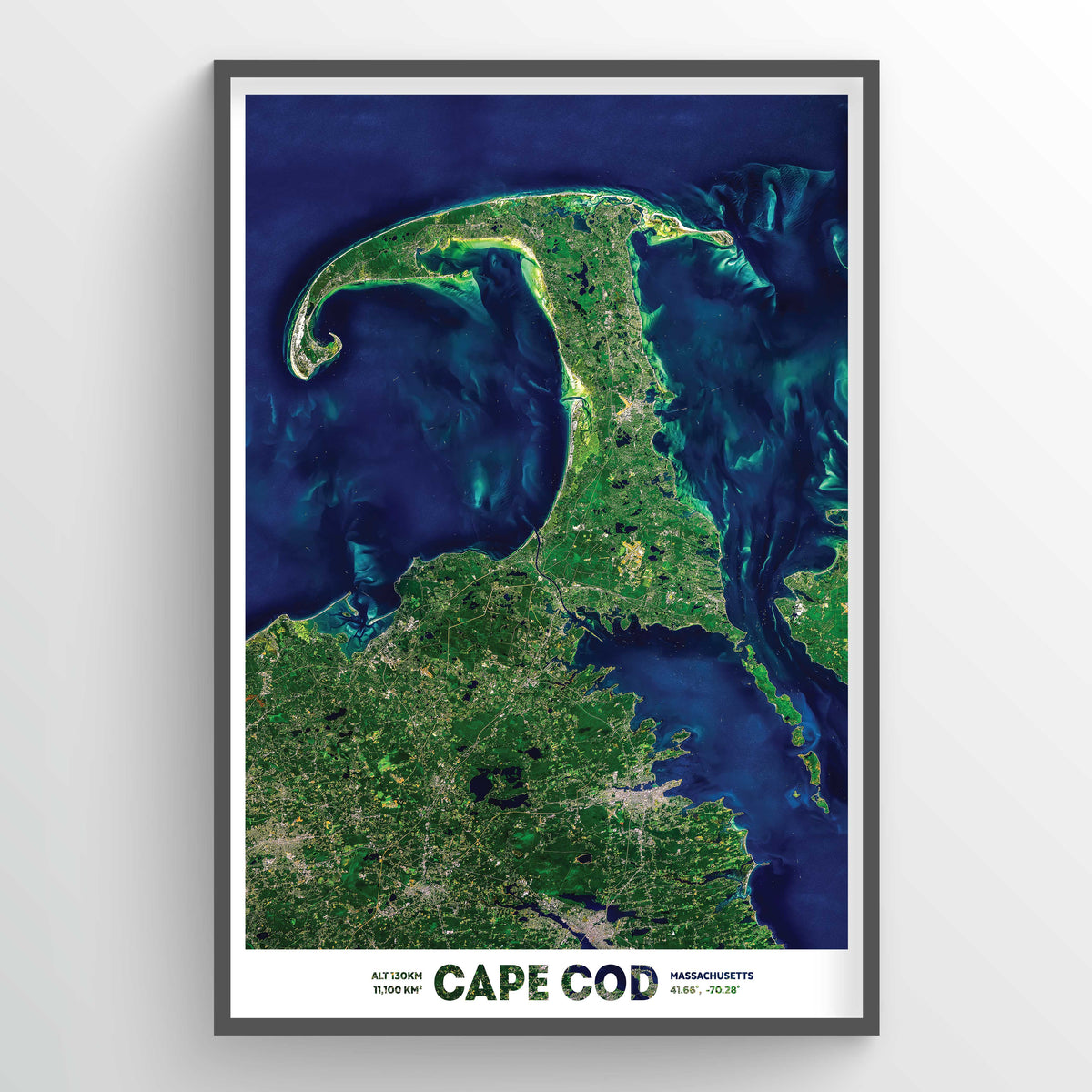 Cape Cod Earth Photography -Art Print - Point Two Design