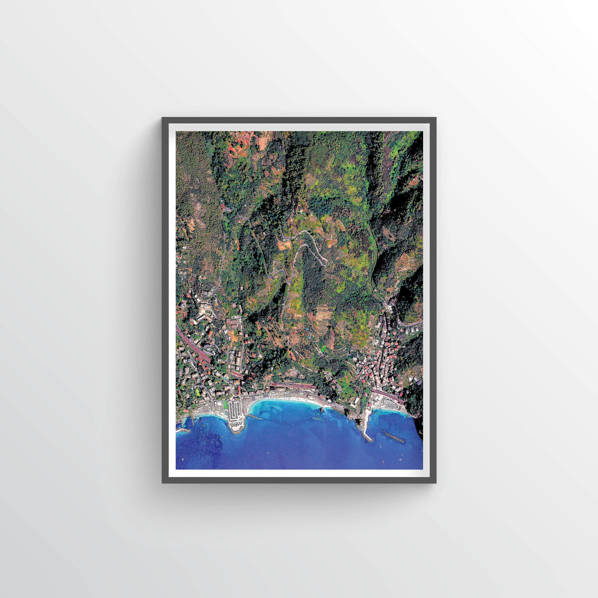 Cinque Terre Earth Photography - Art Print - Point Two Design