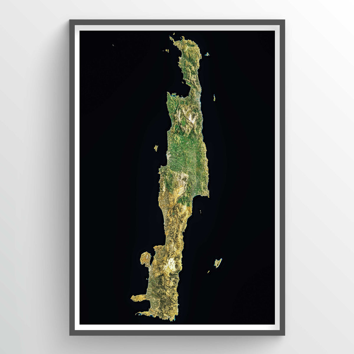 Crete Earth Photography - Art Print - Point Two Design