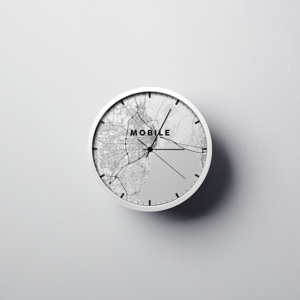 Mobile Wall Clock