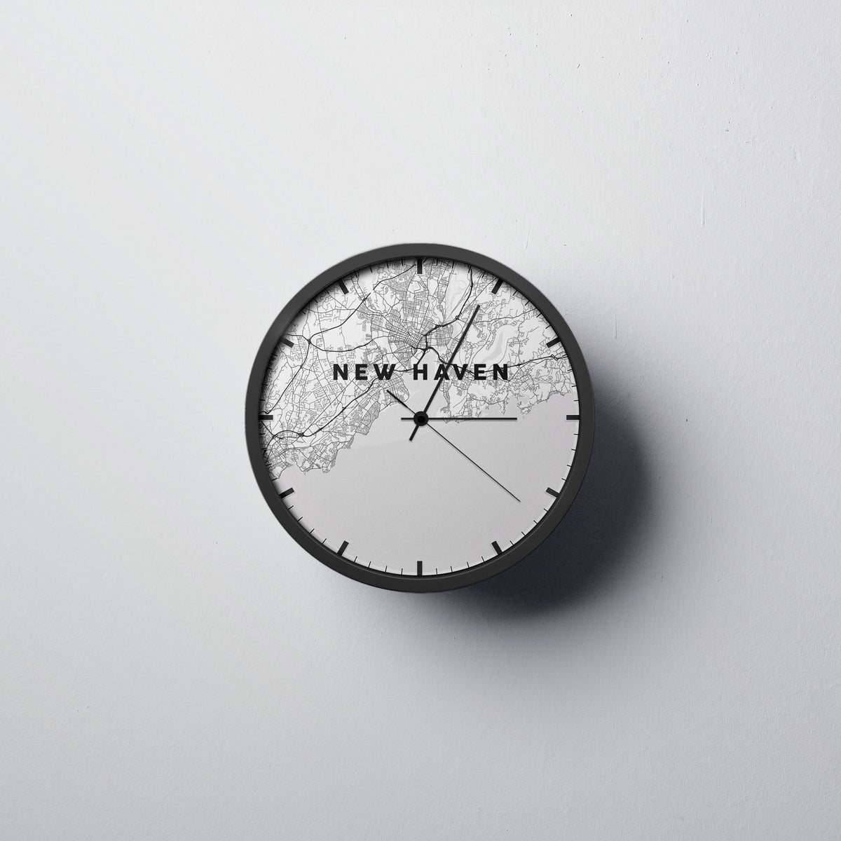 New Haven Wall Clock