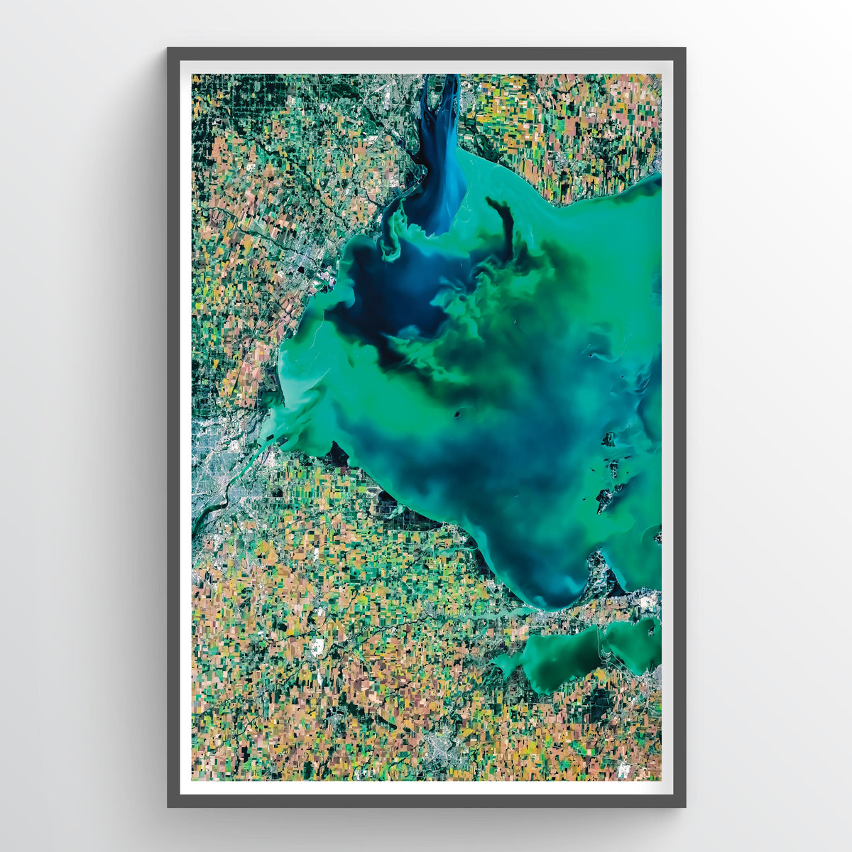 Lake Erie Earth Photography - Art Print
