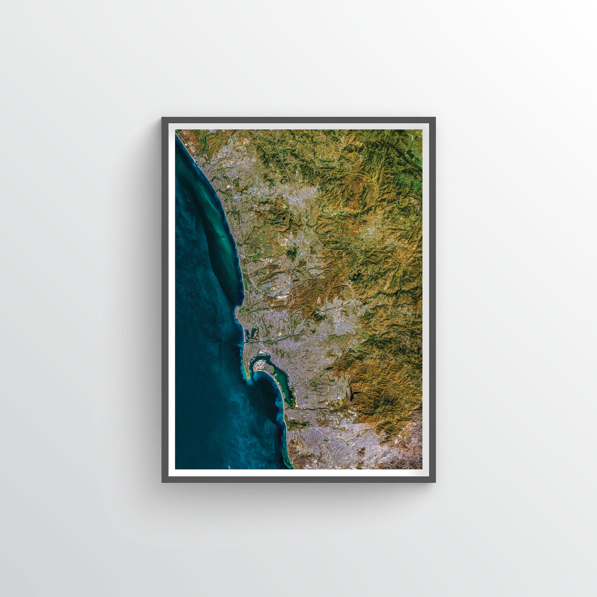 San Diego Earth Photography - Art Print