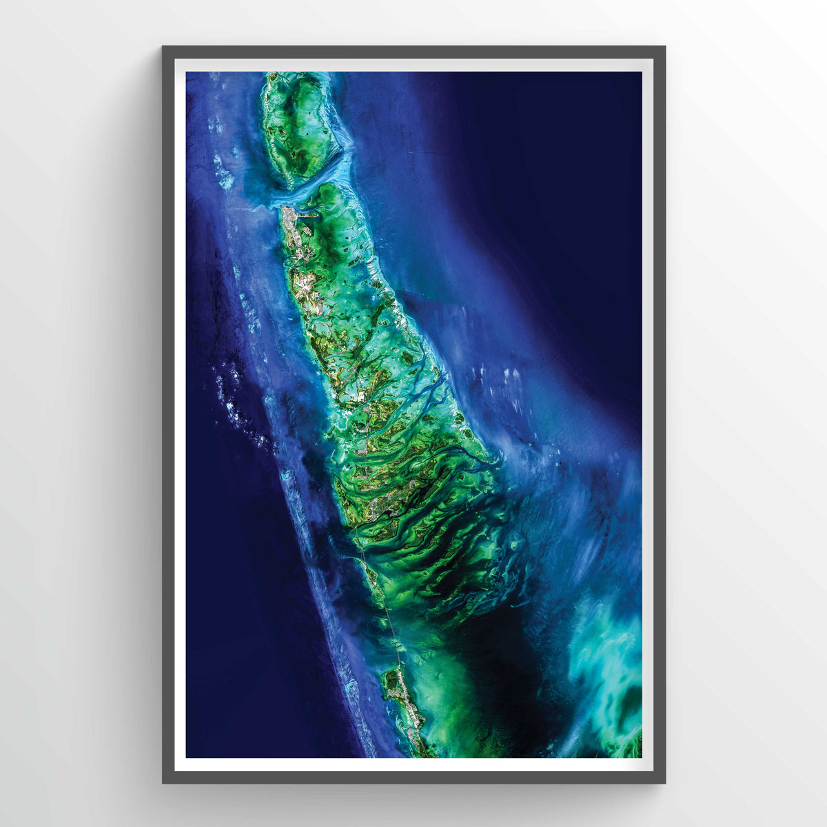 Florida Keys Earth Photography - Art Print - Point Two Design