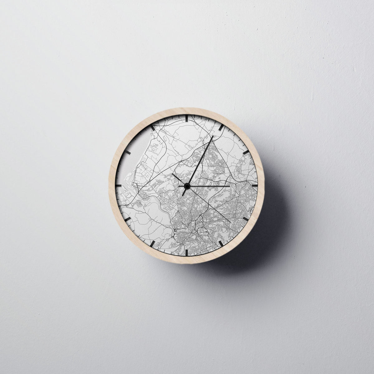 Bristol Wall Clock - Point Two Design