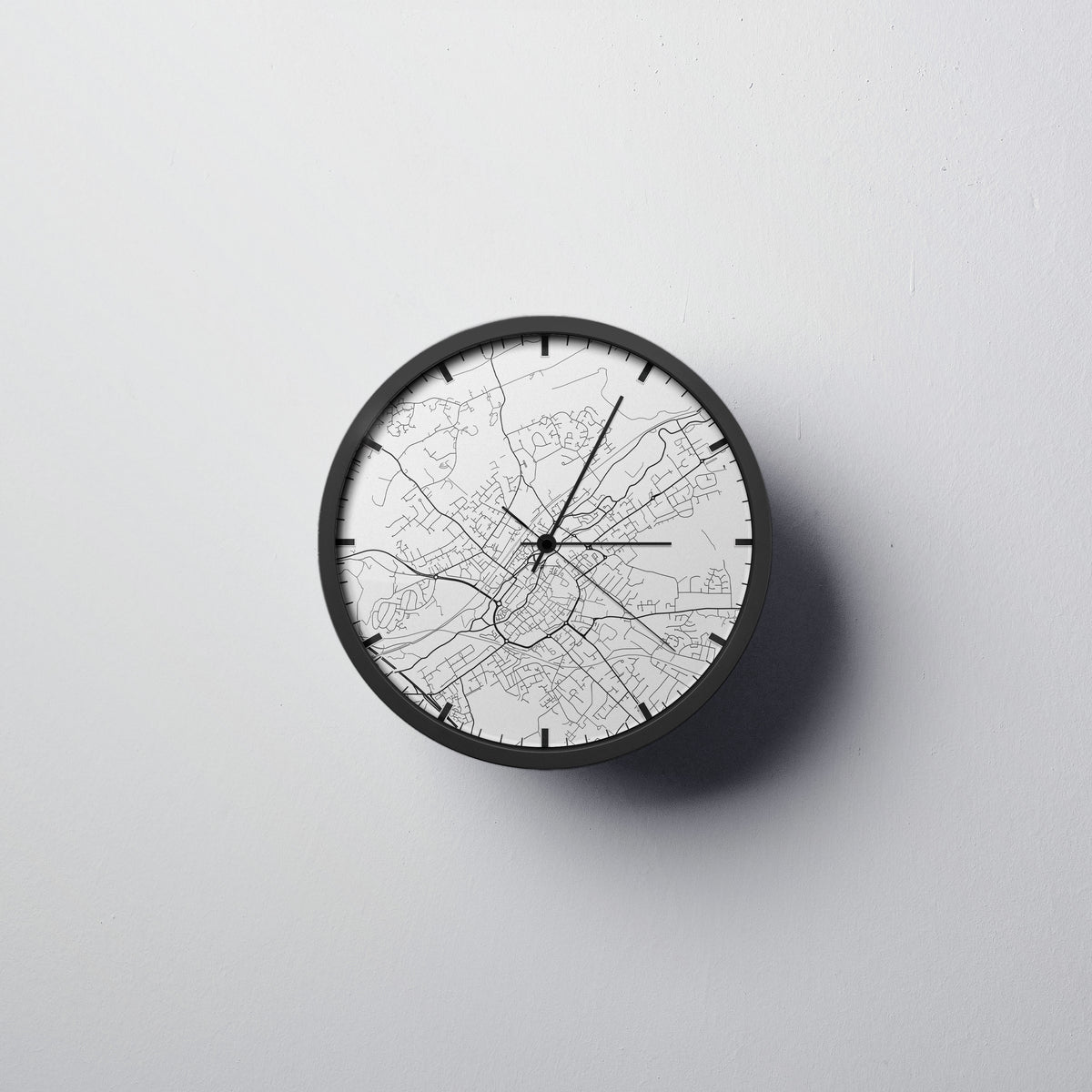 Canterbury Wall Clock - Point Two Design