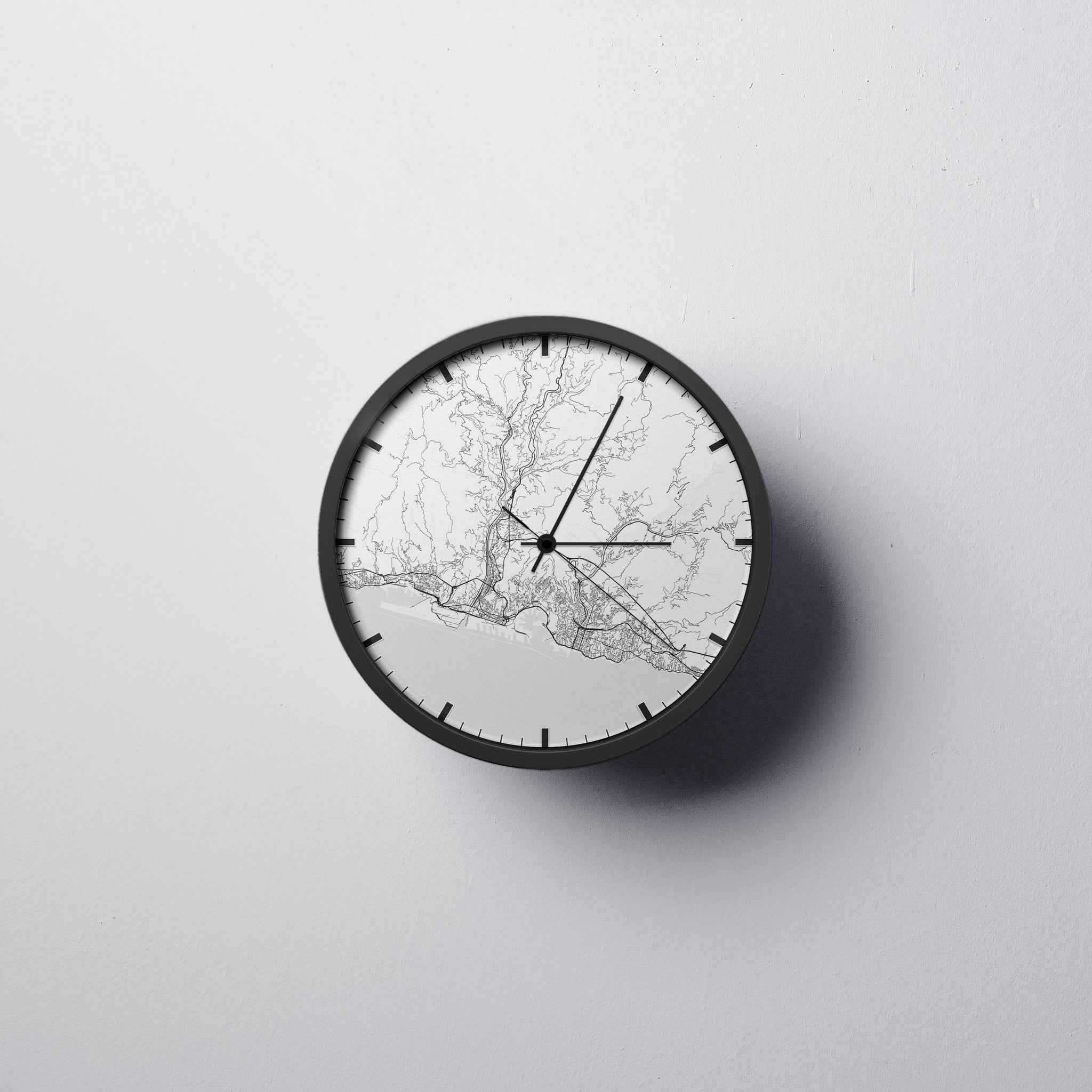 Genova Wall Clock - Point Two Design