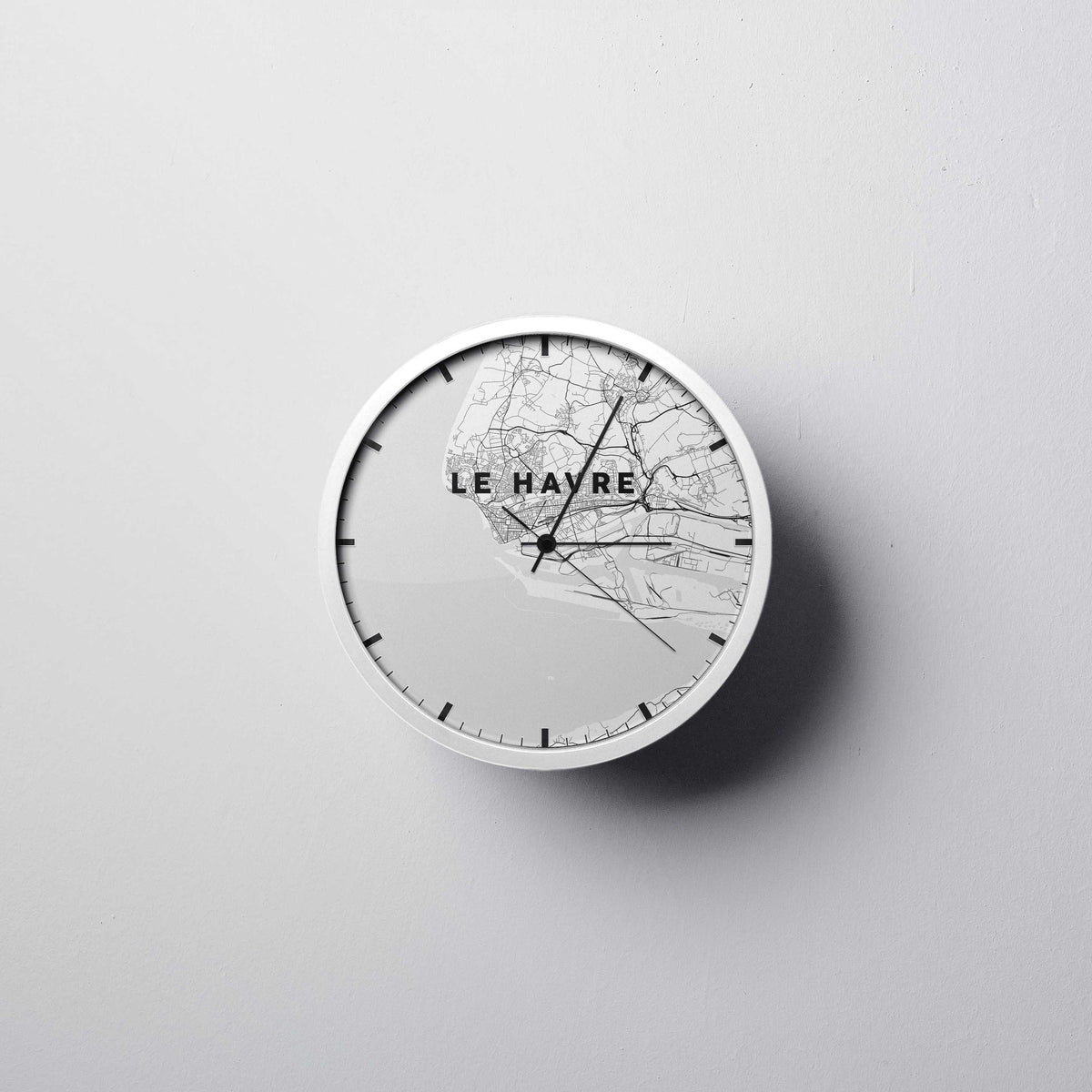 Le Havre Wall Clock