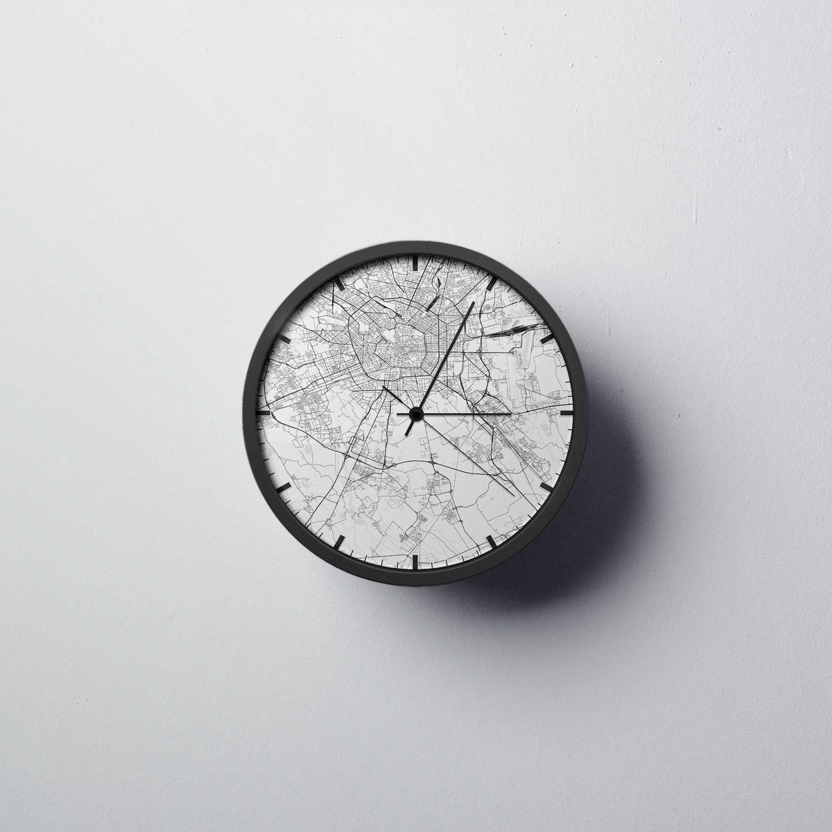 Milan Wall Clock