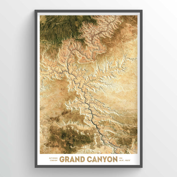 Grand Canyon - Fine Art