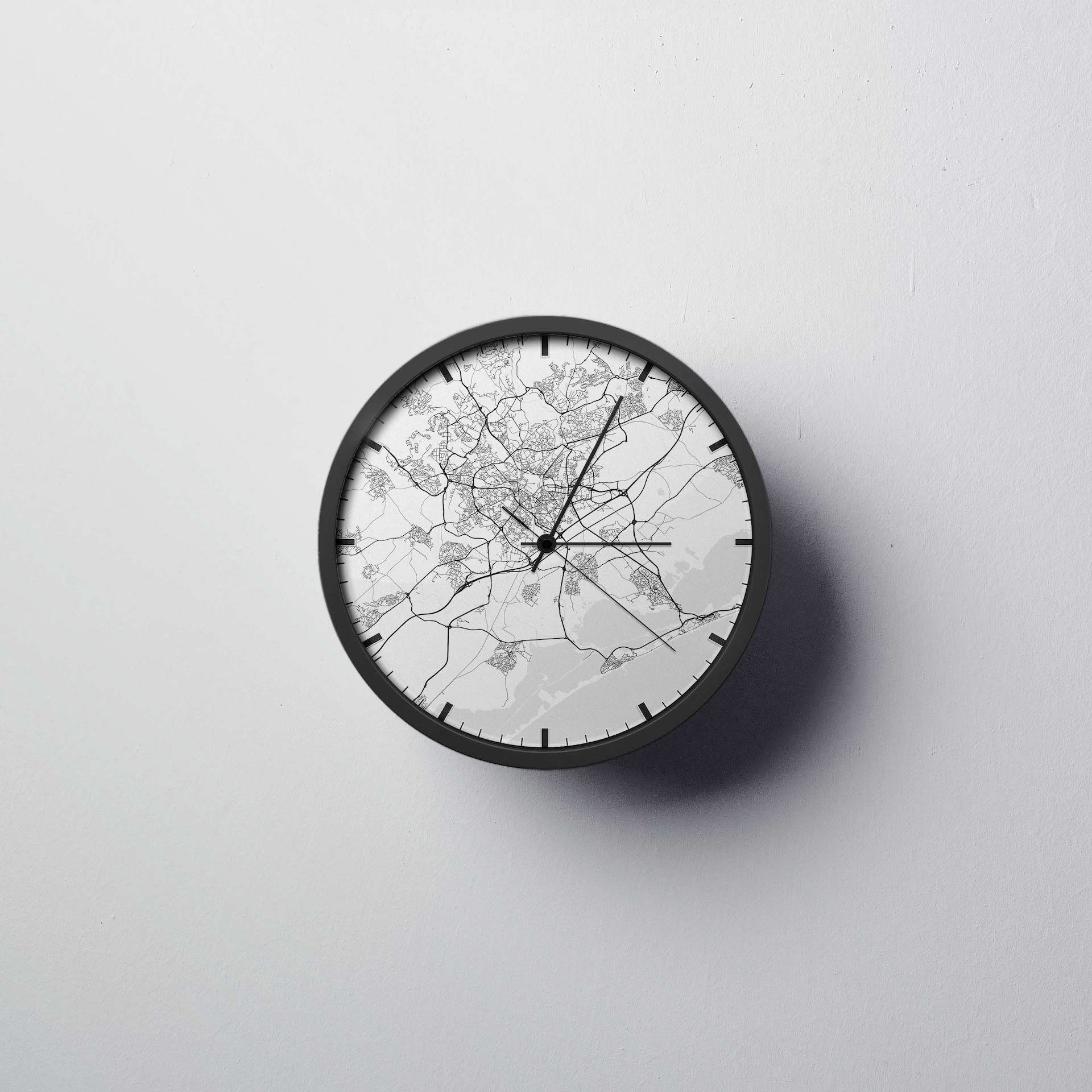 Montpellier Wall Clock
