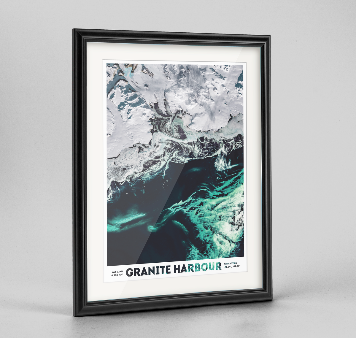 Granite Harbour - Fine Art