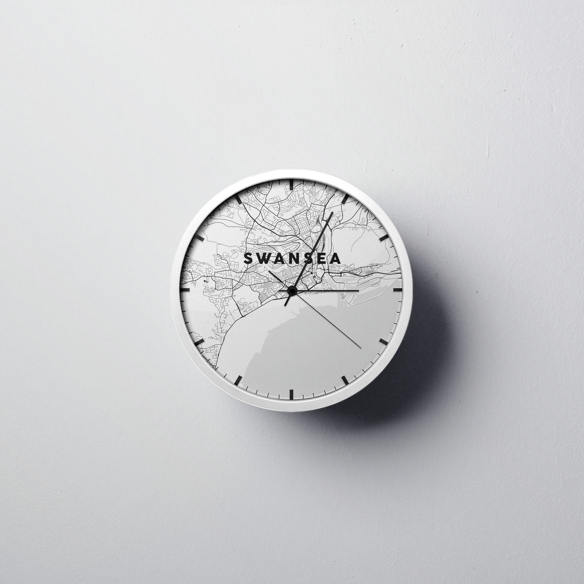Swansea Wall Clock