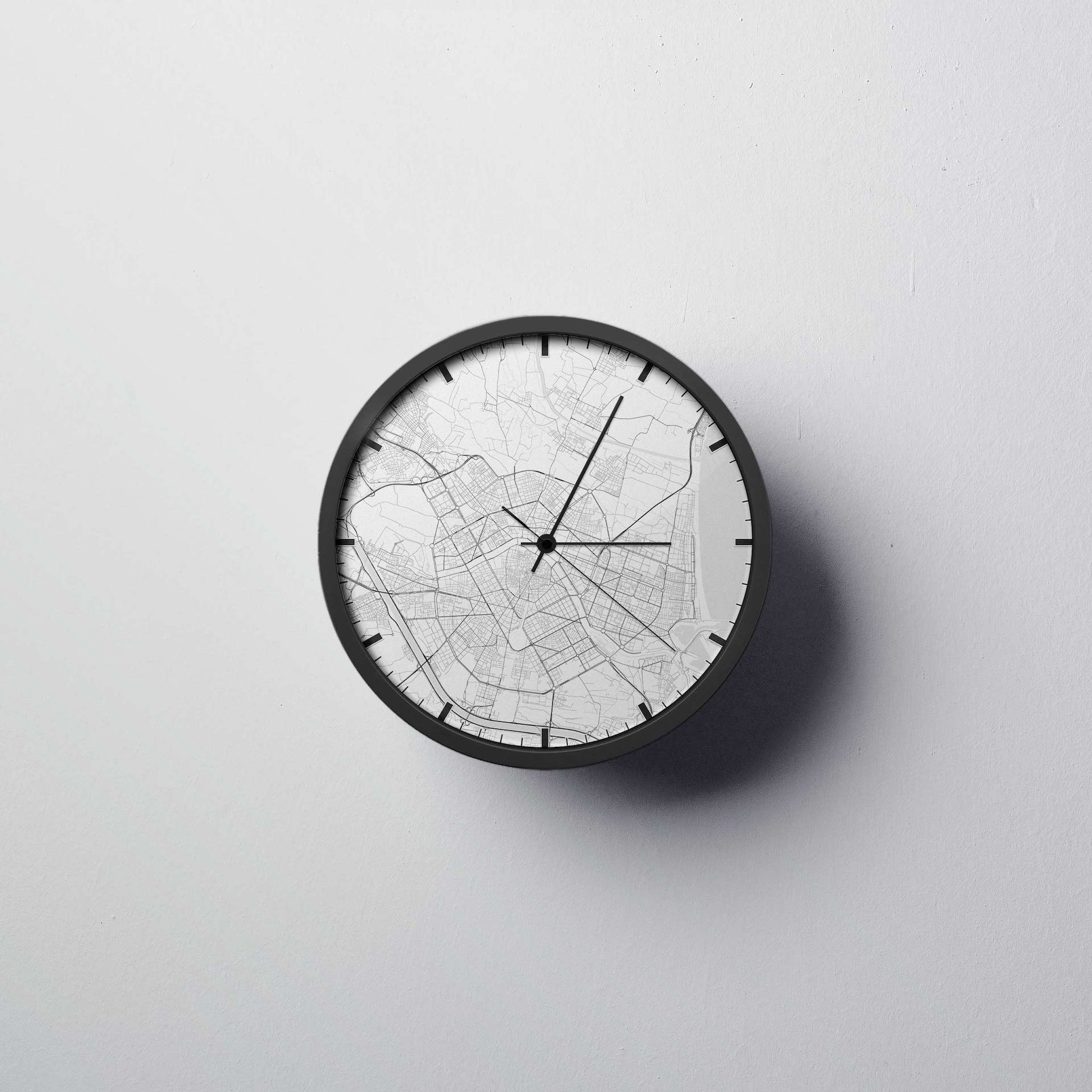 Valencia Wall Clock