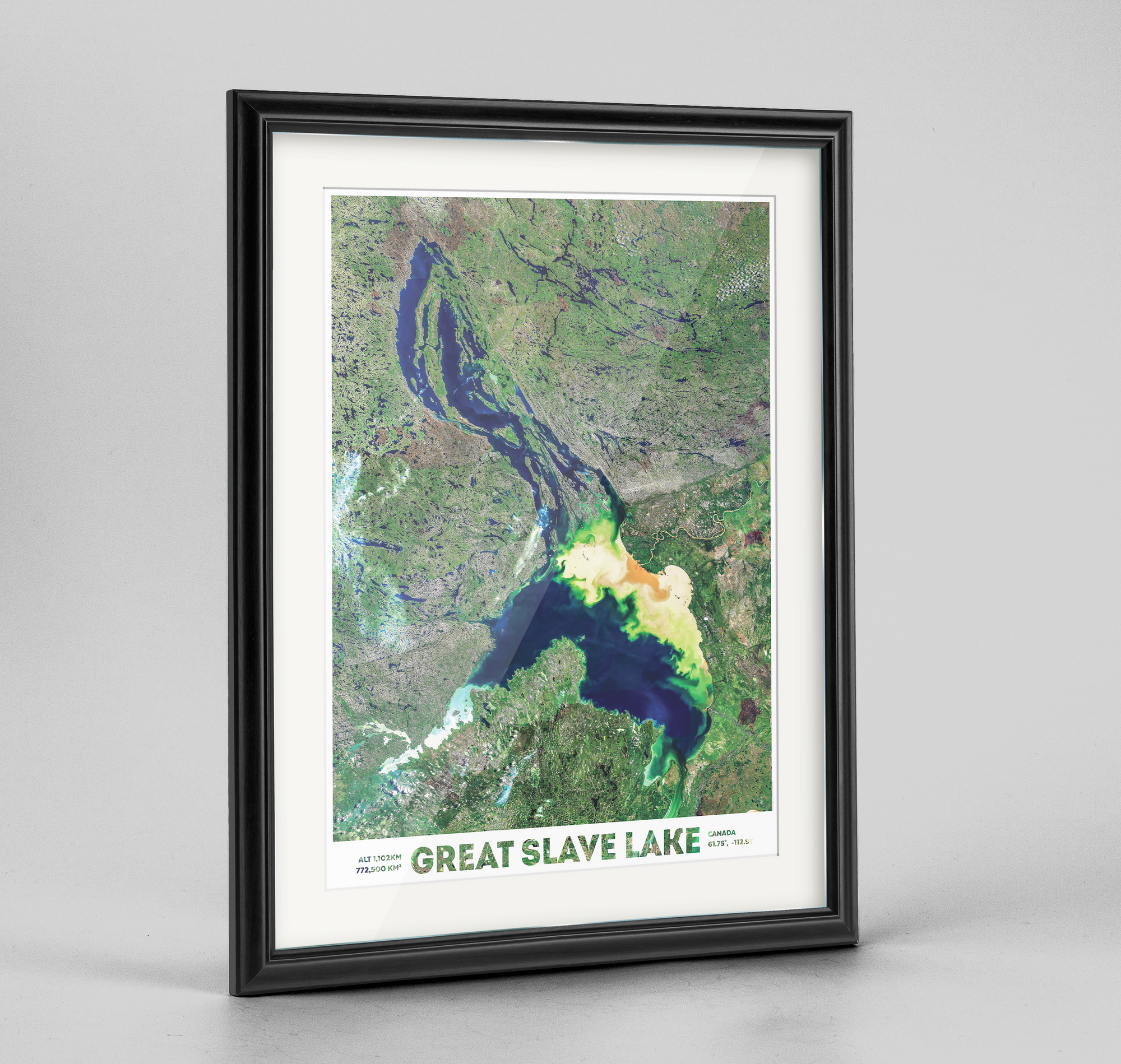 Great Slave Lake - Fine Art