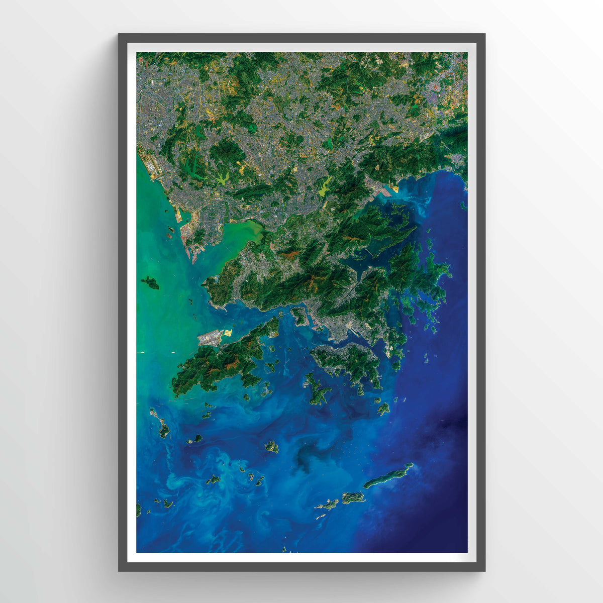 Hong Kong - Fine Art